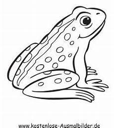 Malvorlage Frosch Oben Ausmalbilder Frosch Ausmalbilder Tiere Wintertiere
