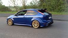 ford rs ford focus rs stage 4 milltek sound