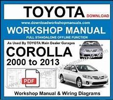 small engine repair manuals free download 2000 toyota corolla electronic toll collection toyota corolla workshop service repair manual download
