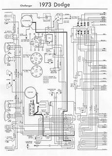 1973 dodge challenger wiring diagram for electronic distributor 73 dodge dart wiring diagrams trusted wiring diagrams