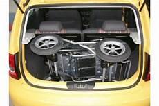 Fiat Panda Kofferraumvolumen - adac auto test vw fox 1 4 tdi