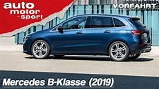 Die Neue Mercedes B Klasse 2019 Goodbye Rentner Image