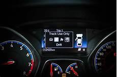 Focus Rs Drift Mode