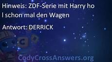 Zdf Serie Mit Harry Hol Schon Mal Den Wagen L 246 Sungen