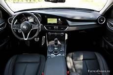 Essai De L Alfa Romeo Giulia 2016 La Nouvelle Berline