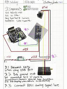 how to setup quadcopter fpv wiring your qav250 or other