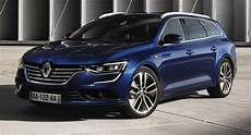 New Renault Talisman Estate Official Photos And