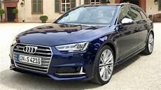 Audi S4 Avant Im Test Fahrbericht Und Review 2017