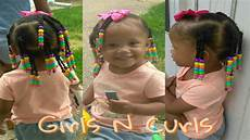simple hairstyle for 1 year old toddler natural hair