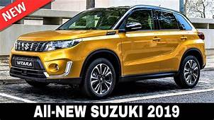 8 New Suzuki Cars In The Upcoming 2019 Model Year