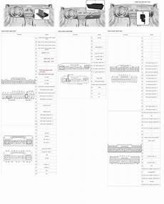 radio wiring diagram 2004 to 2016 mazda 3 and mazdaspeed 3