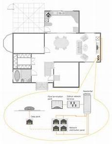 Free Kitchen Floor Plans Exles by 10 Best Computer And Networks Network Layout Floor Plans