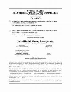 united health group pdf document form 10 q