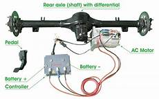 hohomer brushless ac induction motor and controller electric car conversion kits 3kw 5kw 7 5kw