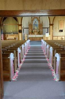 by wedding flowers inc church wedding decorations wedding pew decorations church
