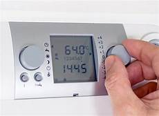 gastherme richtig einstellen how zoned heating and cooling works