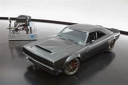 Mopar Ready To Stomp The Competition With 1000 Horsepower