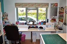 the crafty nomad craft room tour
