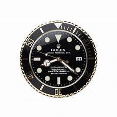 rolex submariner wanduhr schwarz gold 622476 beste