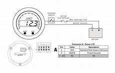 how to install aem electronics x series voltmeter gauge electrical 02 17 all on your dodge