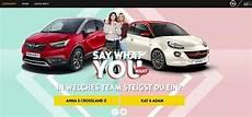 Auto Gewinnspiel Opel Adam Gewinnen Https