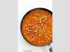 easy chickpea curry_image