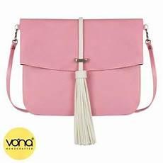shop now vona ferris pink tas clutch selempang rumbai crossbody shoulder casual bag
