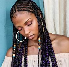 Protective Hairstyles Braids