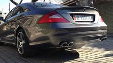 cls 55 amg iwc exhaust