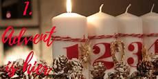 die bedeutung hinter 1 advent weihnachtsdeko ideen