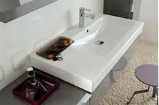 Lavabo A Fixer Au Mur Lavabos Plan De Toilette 224 Poser Sur Meuble Fiche