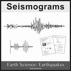 earth science measurement worksheets 13335 earthquakes seismic waves all things science measurement activities created
