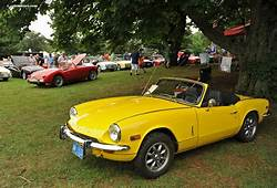 1969 Triumph Spitfire Mk3 Images Photo 69