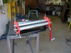 homemade benchtop slip roller homemadetools net