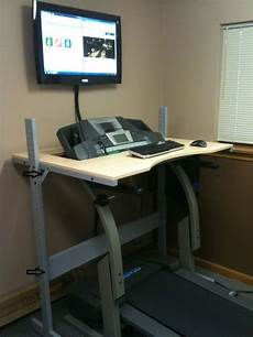 how to build a treadmill desk live active fitness