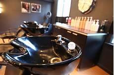 karma salon marion ma vintage clock custom framed wall decor hair salon privacy window