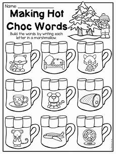 winter worksheets for kindergarten 19961 winter kindergarten math and literacy worksheet pack kindergarten language arts kindergarten