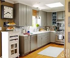 Kitchen Cabinet Paint Color Schemes by Kitchen Color Trends