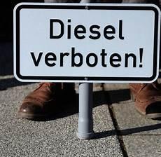 Fahrverbot Für Diesel - hamburg will schilder f 252 r diesel fahrverbote bestellen welt