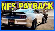 Need For Speed Payback Cars Customization Story More
