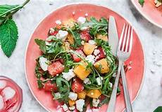 Comment Faire Une Salade Originale 224 Table