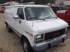 manual cars for sale 1995 gmc vandura g3500 electronic throttle control used 1995 gmc vandura g3500 in spencer in at lovett used cars inc carsforsale com
