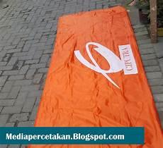 cetak bendera citraland denpasar bahan peles cetak umbul