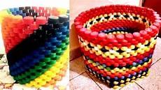 realiza recicla y decora con tapas plasticas youtube
