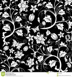 floral vector floral patterns seamless footprint pattern