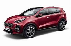 new 2018 kia sportage tweaks include new mild hybrid system car magazine