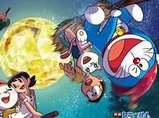 Gambar Doraemon Bahagia Sahabatnesia
