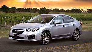 2017 Subaru Impreza  New Car Sales Price News