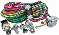 Jegs 10405k Universal Wiring Harness Switch Kit 20