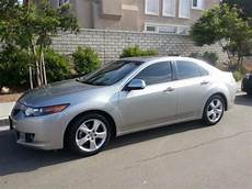 sell used 2010 acura tsx 4 door 2 4 30 mpg sunroof 42 777 miles california car in chula vista